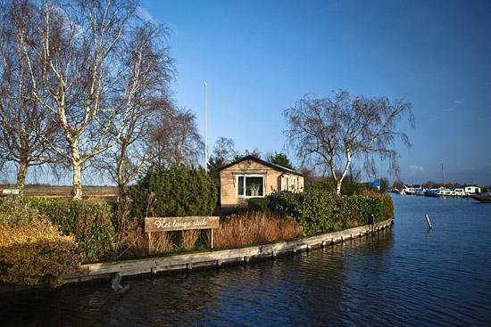 Het lange stuk ligplaatsen voor boten aan de loosdrechtse plassen - Amenager een stuk in de lengte ...